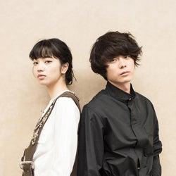 モデルプレスのインタビューに応じた小松菜奈、菅田将暉 (C)モデルプレス