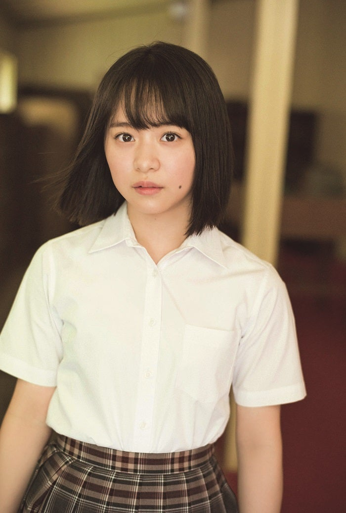 倉野尾成美(提供写真)