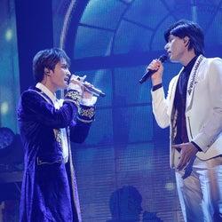ジェジュン&城田優の王子様ユニット「J&U」、ツアー最終日にサプライズパフォーマンス