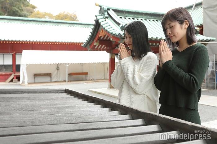 たくさんの神さまに出会える静岡浅間神社。パワースポットといわれる所以です。各社できちんとご挨拶して、ご利益をいただきましょう。(C)モデルプレス