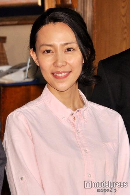 出産後初の連ドラに主演する木村佳乃