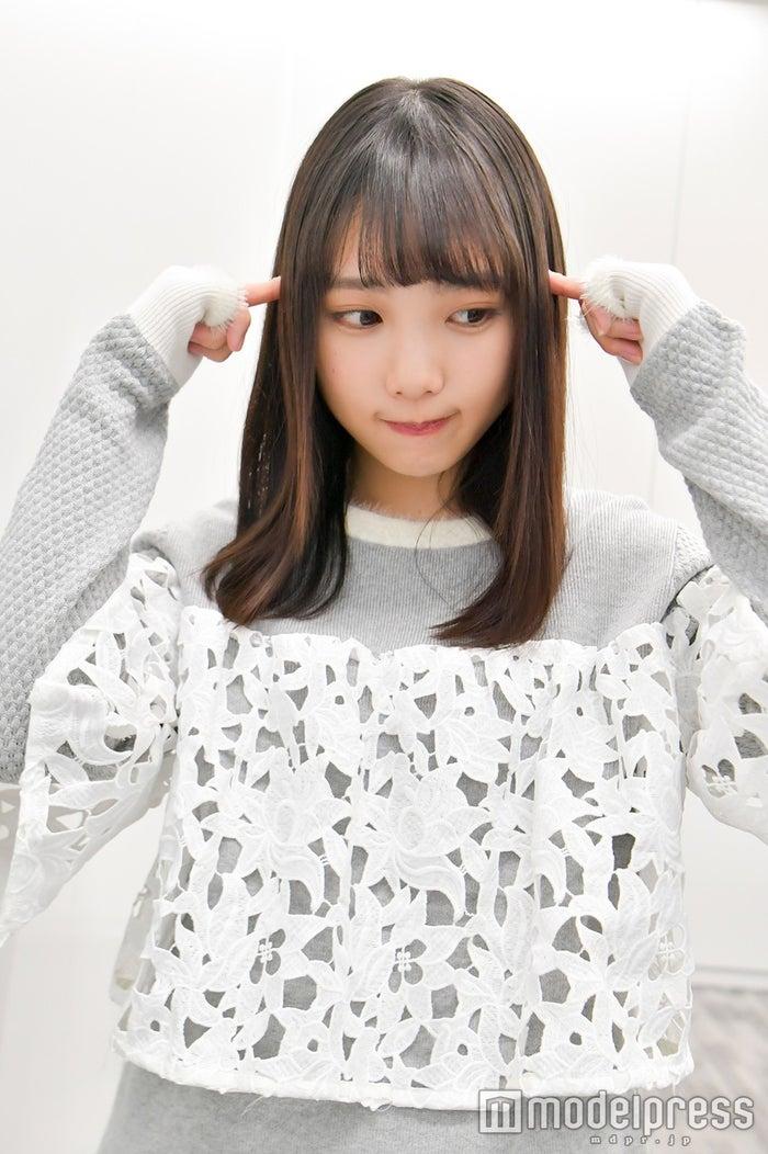 与田祐希(C)モデルプレス