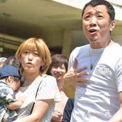 浜崎あゆみと矢沢永吉のモノマネをするかりすま~ず(あゆ、幹てつや)、夫婦で落選 (C)モデルプレス