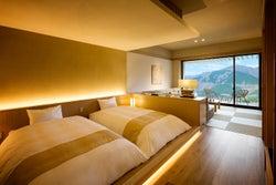 全室露天風呂付きの絶景温泉「星野リゾート 界 仙石原」箱根に誕生