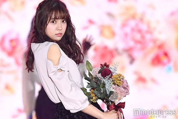 「GirlsAward 2017 AUTUMN/WINTER」に出演した欅坂46小林由依 (C)モデルプレス