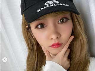 島崎遥香、ギャルに変貌「ド派手メイクも可愛い」「超盛れてる」の声