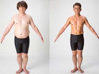 """元DA PUMP・YUKINARI、18.1kg減で激変 現役時代の""""かっこよさ""""取り戻す"""