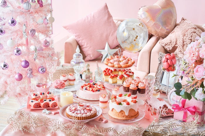 Christmas Girl's Room/画像提供:ホテルマネージメントジャパン
