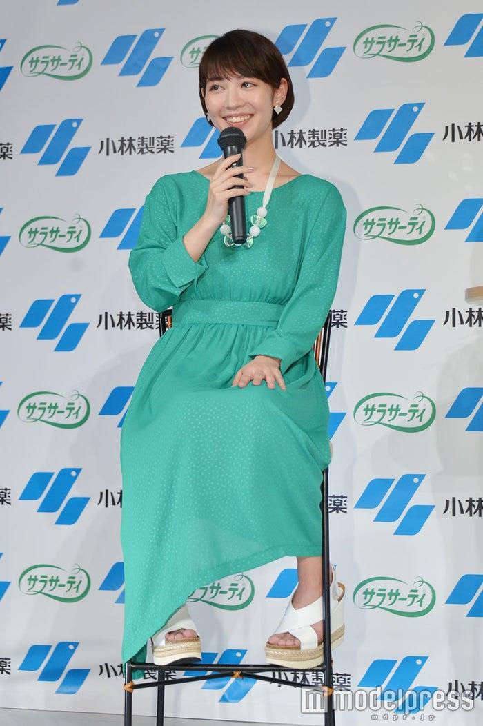 吉谷彩子 (C)モデルプレス