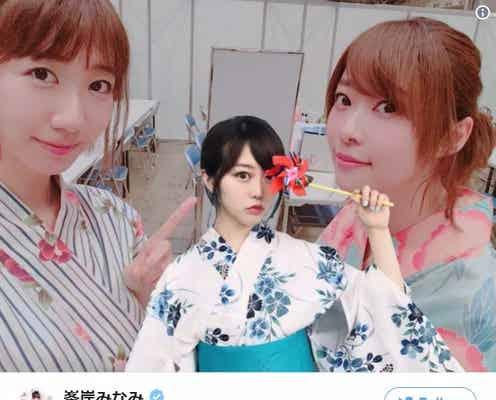 指原莉乃&柏木由紀&峯岸みなみ、AKB48じゃんけん大会に早速立候補 ユニットで「目指せCDデビュー」