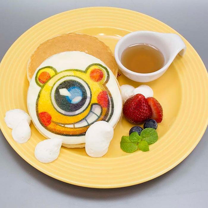 パシャモンパンケーキ
