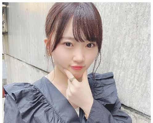 AKB48山根涼羽、活動休止を発表「少しだけお休みを」