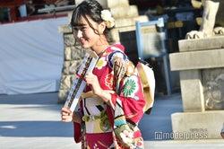 野澤玲奈/AKB48グループ成人式記念撮影会 (C)モデルプレス