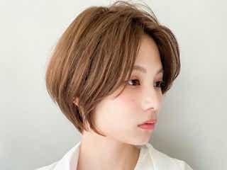 《ウルフカット×前髪なし》でもっとお洒落に。大人女性に似合う髪型をご紹介