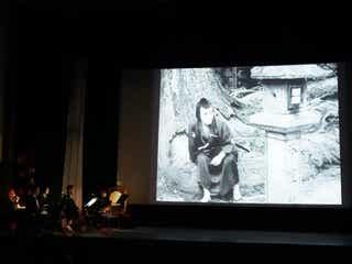 京都映画祭、バンツマの名作で映画愛あふれるエンディング 活動弁士に大喝采