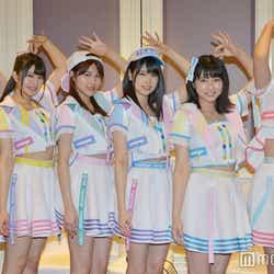 """モデルプレス - AKB48チーム8、新グループ""""BNK48""""と共演へ 総選挙速報にも言及<タイ・バンコク現地取材>"""