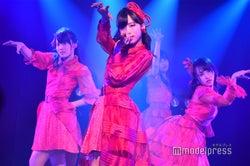 岡部麟、小栗有以、向井地美音/AKB48岡部チームA「目撃者」公演(C)モデルプレス