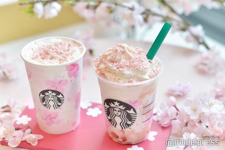 """スタバに桜の季節到来!""""ぷるぷる""""ゼリーも魅力的<試飲レポ>"""