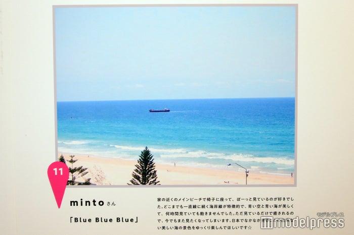 """Gold Coast """"DEEP""""展(C)モデルプレス"""
