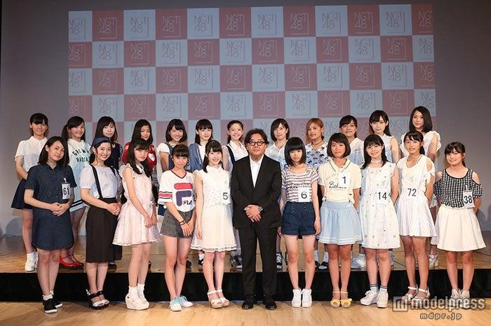 NGT48、第1期生オーディション合格者(C)AKS