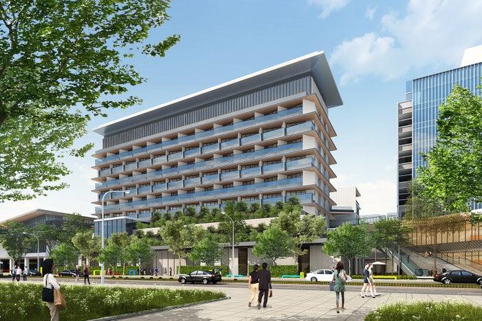 SORANO HOTEL(C)グエナエル・二コラ/キュリオシティ