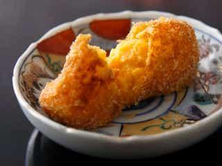 とろ~り熱々「クリームコロッケ」に美食家が大絶賛! 和食界の奇才が開いた注目の日本料理店『大竹』