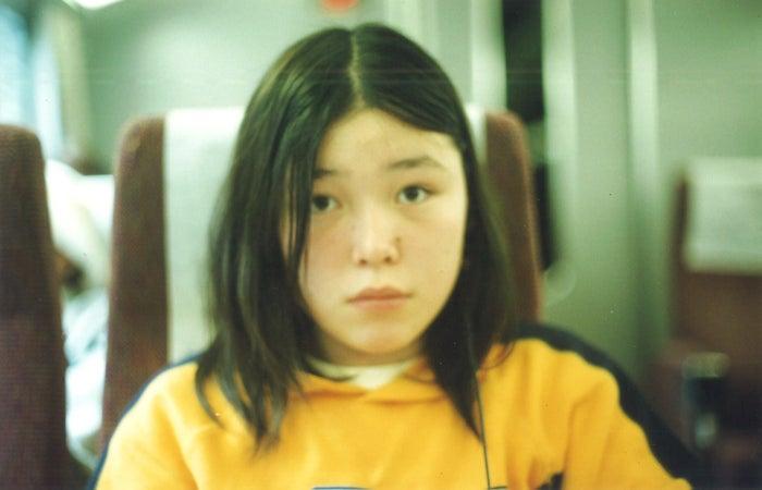 12歳の尼神インター・誠子(写真提供:テレビ朝日)<br>