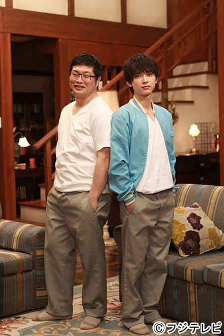 (左から)松尾諭、吉沢亮