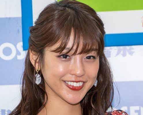 岡副麻希、美容施術後のダウンタイムを報告 赤みの残る顔にファンからは「ケガしたのかと思った」と驚きの声