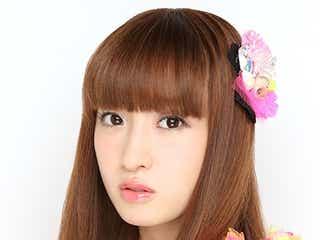 """NMB48梅田彩佳、総選挙順位発表 唯一の""""昭和生まれ""""がランクイン<第7回AKB48選抜総選挙>"""