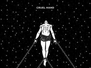 ゆってぃ『誰得!? なりきりハードコア』:CRUEL HAND『YOUR WORLD WON'T LISTEN』