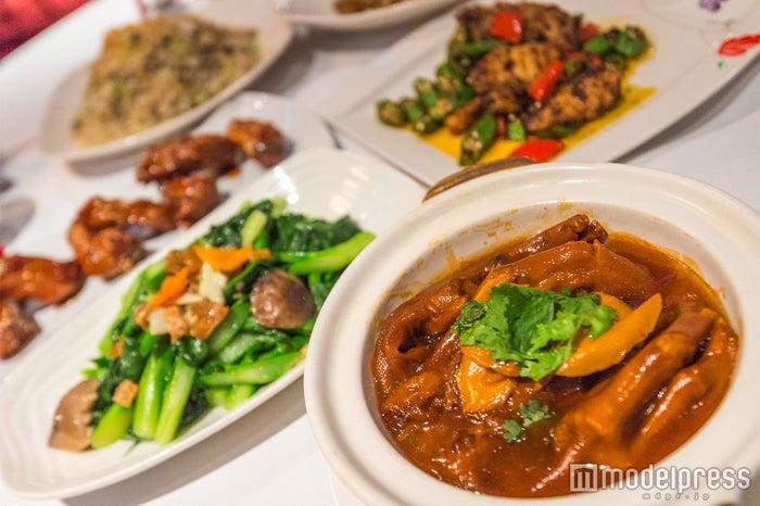 チャイニーズレストラン「シルクロード」の料理 (C)モデルプレス