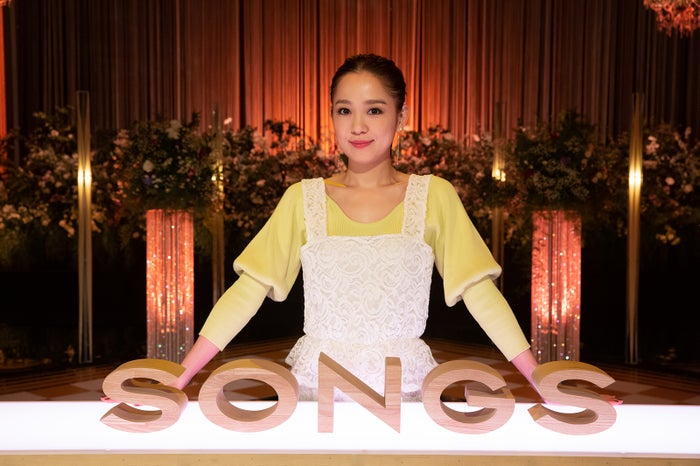 西野カナ(画像提供:NHK)