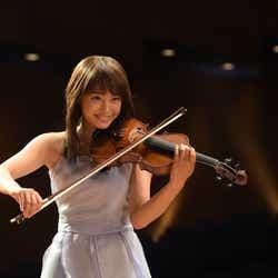ヴァイオリンの演奏シーンは圧巻の仕上がり(C)2016フジテレビジョン 講談社 東宝 (C)新川直司/講談社