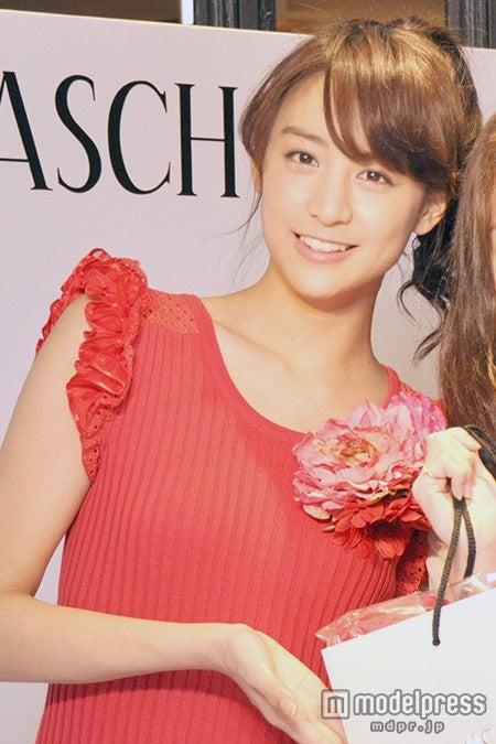 ファッションブランドイベントに出席した山本美月【モデルプレス】