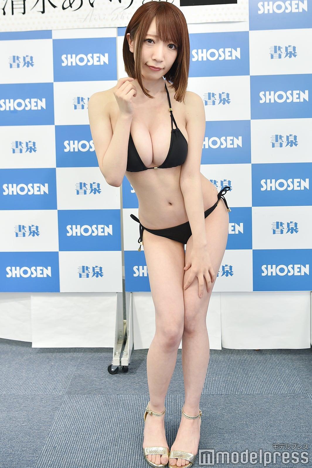 清水 グラビア アイドル