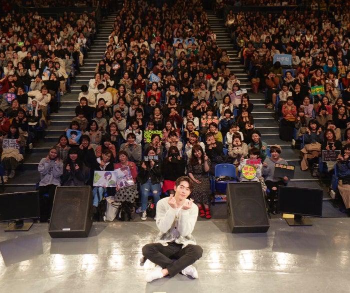 『NAM JOO HYUK FAN MEETING 2018』より(提供写真)
