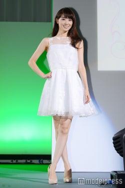 「第1回 ミス・美しい20代コンテスト」宮本茉由(C)モデルプレス