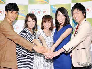小林麻耶、NHKで初レギュラー 新天地での活躍に意気込み