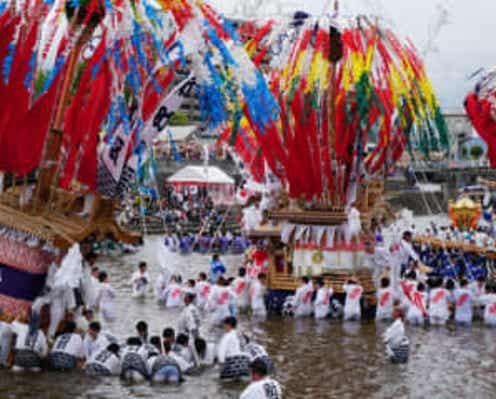 川渡り神幸祭、125年の歴史で初めて中止 田川市 感染拡大防止で