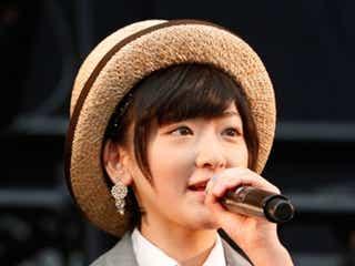 乃木坂46生駒里奈、AKB48として初登場 緊張のパフォーマンス
