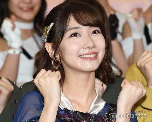 AKB48柏木由紀、最年長でも「一番元気」 後輩からイジり連発<第61回輝く!日本レコード大賞>