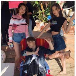 モデルプレス - GENERATIONS白濱亜嵐&Niki(丹羽仁希)&ローレン・サイの3ショットが「顔面偏差値高すぎ」と話題
