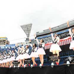 「AKB48グループ春のLIVEフェスin横浜スタジアム」(C)AKS