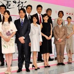 綾瀬はるか主演NHK大河、剛力彩芽・黒木メイサらに続く豪華出演者を発表
