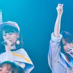 小嶋真子、高橋朱里/AKB48「サムネイル」公演(C)モデルプレス