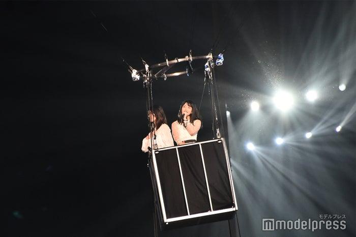 松井珠理奈、横山由依/「AKB48 53rdシングル 世界選抜総選挙」AKB48グループコンサート(C)モデルプレス