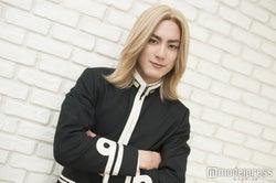 映画「帝一の國」間宮祥太朗、金髪の氷室ローランド様に支配されたい!?現場での様子は…【動画】