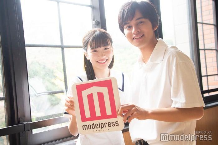 (左から)永野芽郁、北村匠海(C)モデルプレス