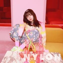 橋本環奈/「NYLON JAPAN」2019年4月号より(C)カエルム